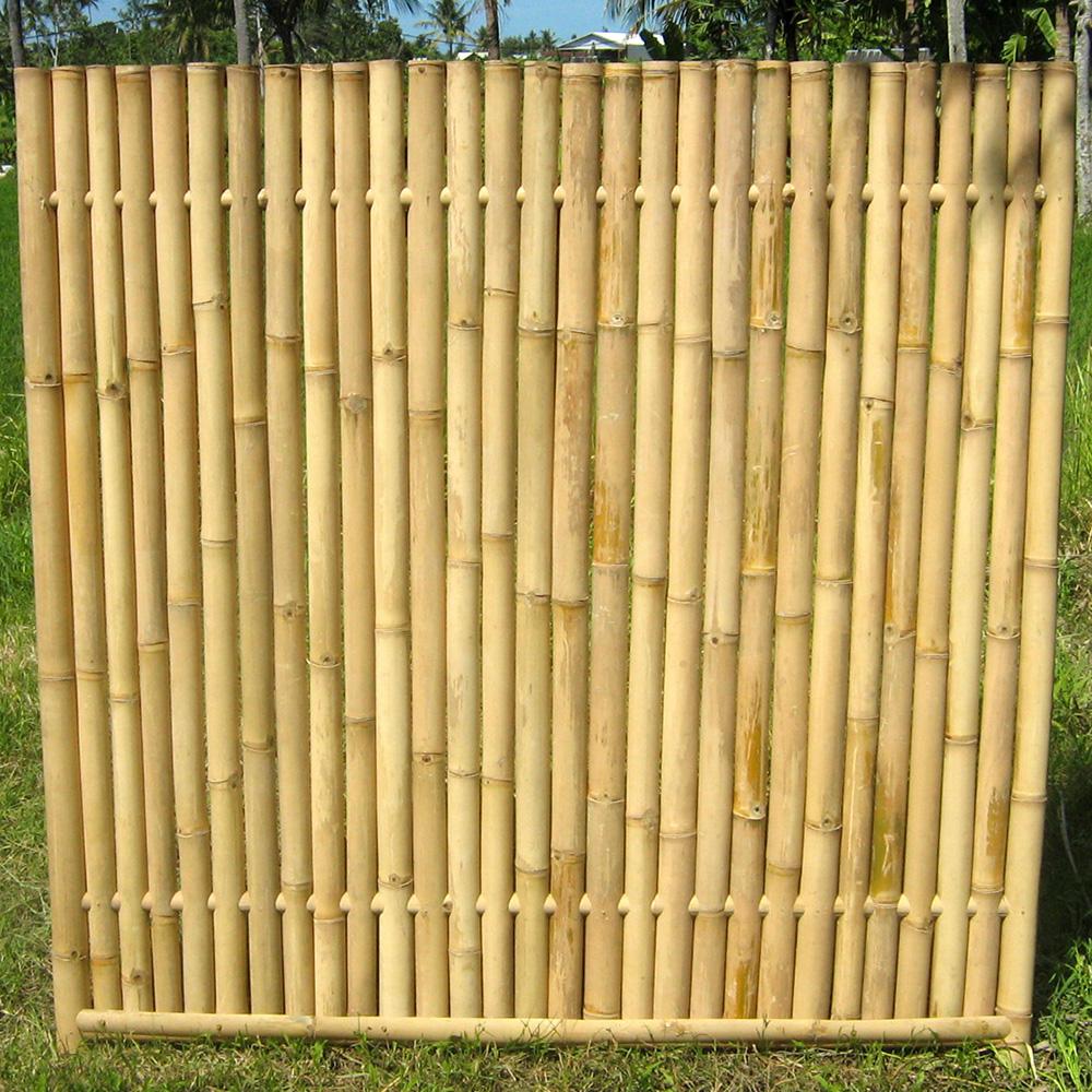 "bambuszaun ""sukma"" - bambuszentrum pfalz ""shangrila"""