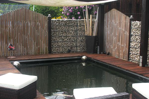 Terrassendielen aus Bambus (Bamboo X-Treme)